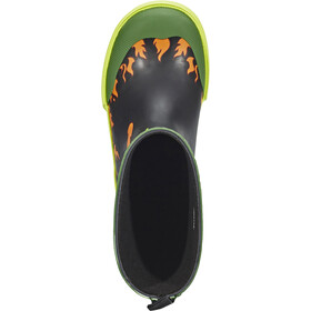 Viking Footwear Drage Boots Kinder black/lime